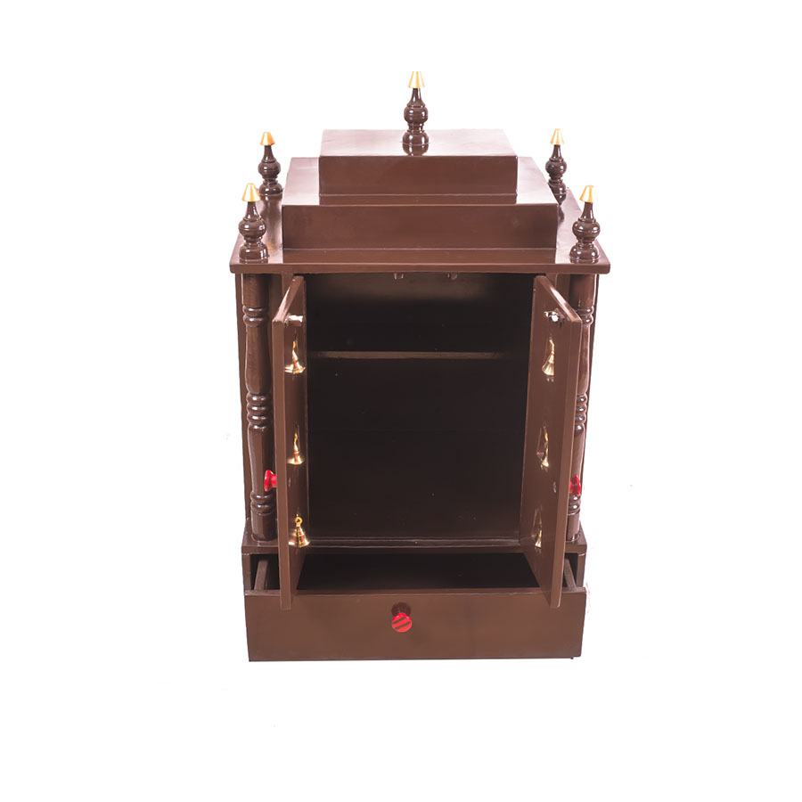 Wooden Pooja Mandir Buy Online At Lowest Cost Bangalore